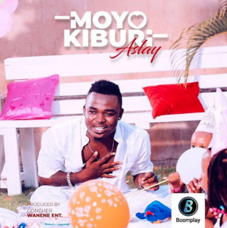 Photo of New AUDIO: Aslay – Moyo Kiburi | Download Mp3