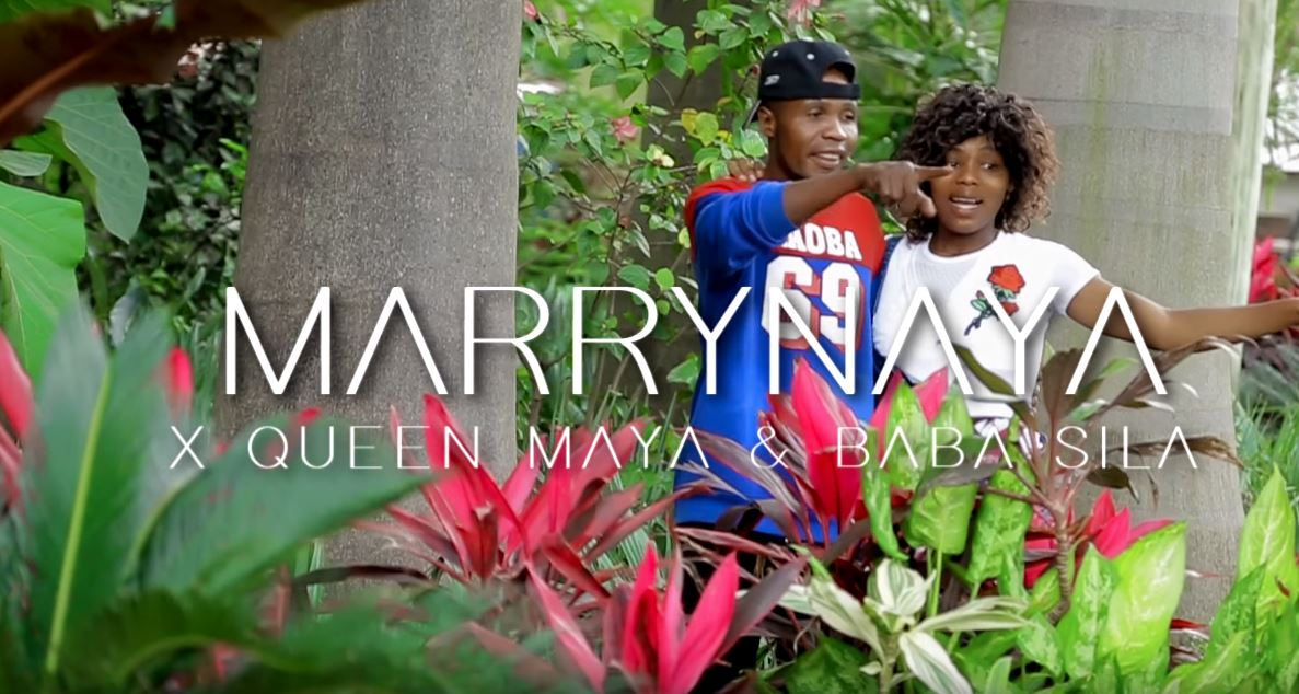 Photo of New VIDEO: MARRY NAYA X QUEEN MAYA FT BABA SILLAH – MOYO