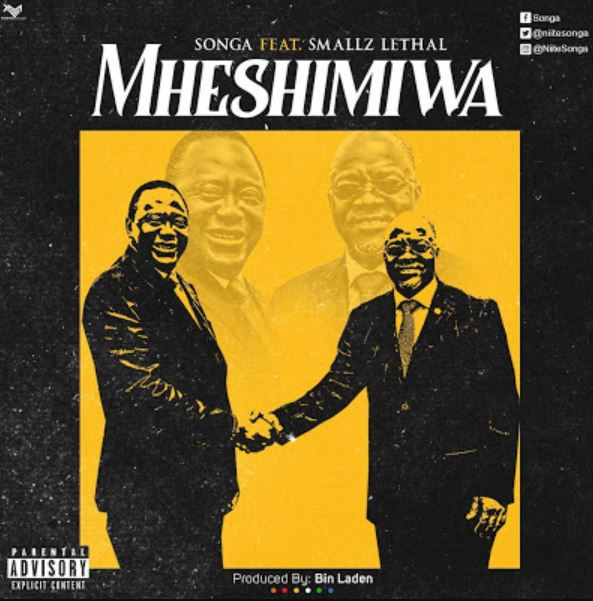 Photo of New AUDIO: Songa Ft. Smallz Lethal – MHESHIMIWA | Download Mp3