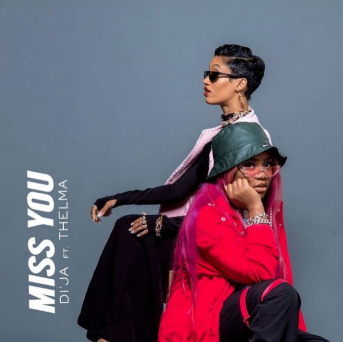 Photo of New AUDIO: Di'Ja ft. Thelma – Miss You