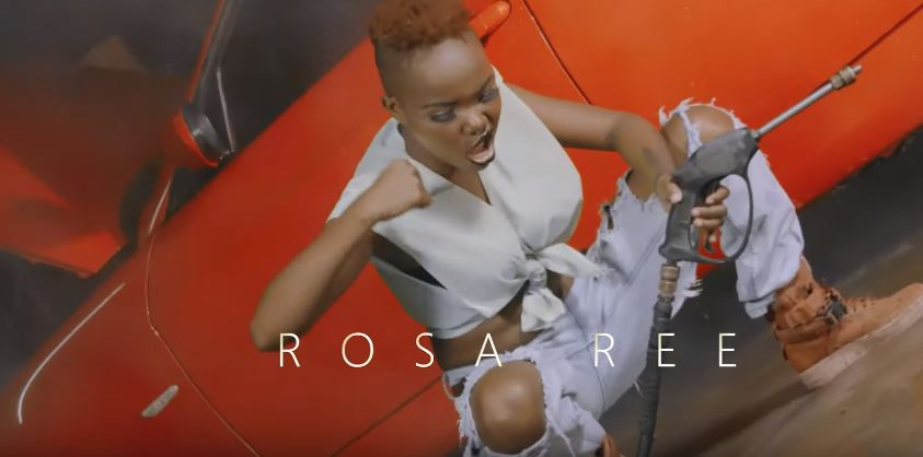 Photo of New VIDEO: Rosa Ree X Chemical X Frida Amani X S2kizzy X Mamy Baby – Naona Love