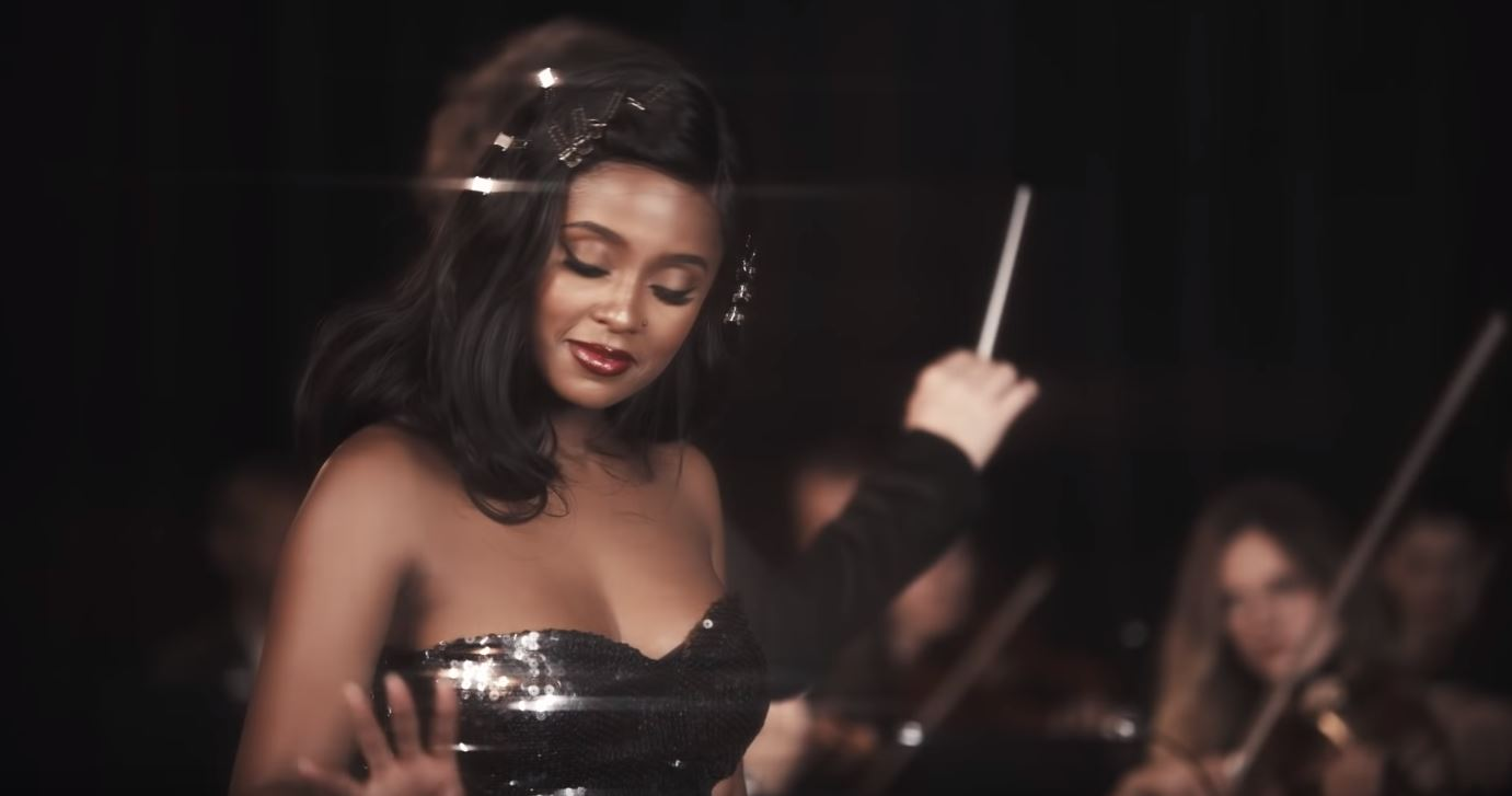 Photo of New VIDEO: Vanessa Mdee ft. Frederic Gassita & The London Symphony Orchestra – Never Ever (Re-imagined)