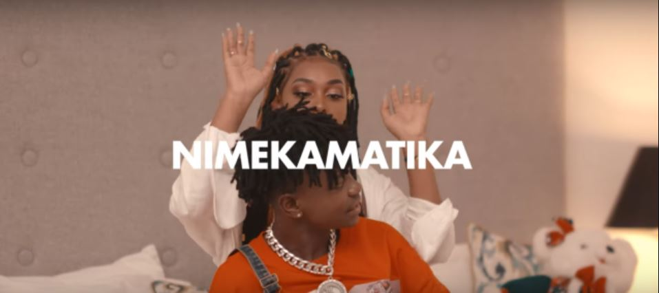 Photo of New VIDEO: Tannah FT Young Killer Msodoki – Nimekamatika