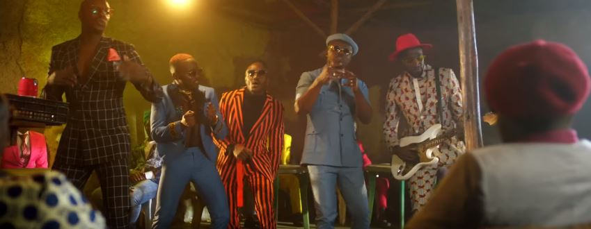 Photo of New VIDEO: TRESOR ft. Sauti Sol – On va bouger