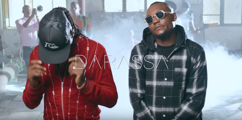 Photo of New VIDEO: Nameless Ft. Darassa – PAH