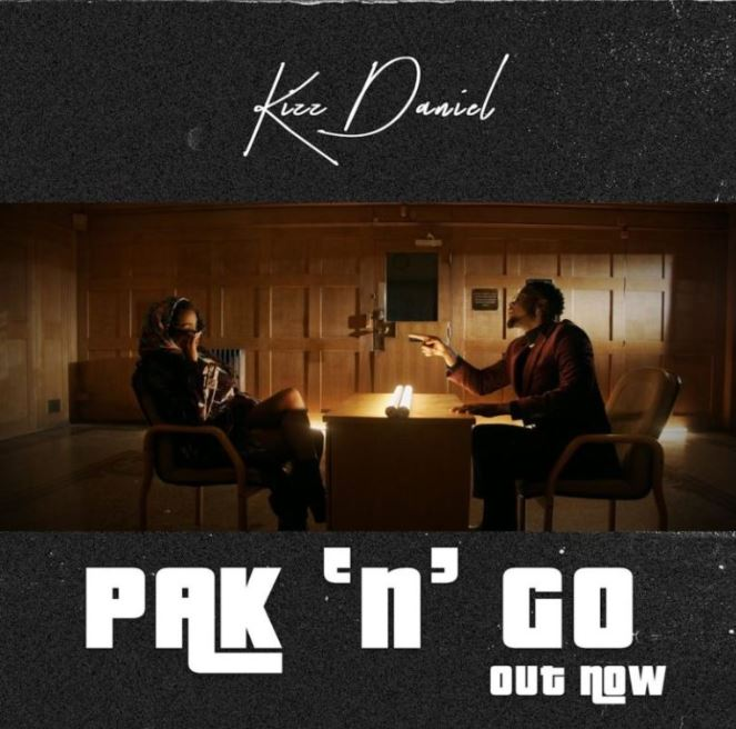 Photo of New VIDEO: Kizz Daniel – Pak 'n' Go
