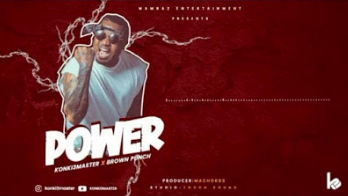 Photo of New AUDIO: KONKI3MASTER – POWER | Download Mp3