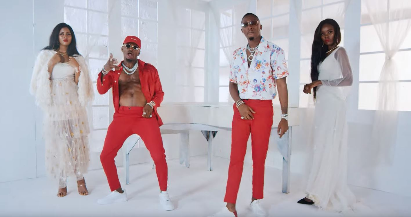 Photo of New VIDEO: Jux Ft. Diamond Platnumz – Sugua