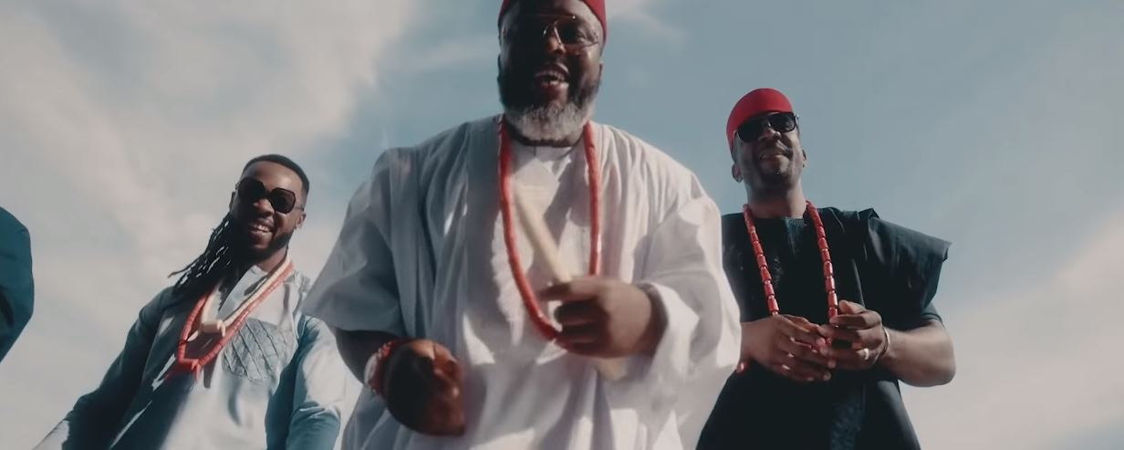 Photo of New VIDEO: Larry Gaaga, Flavour – Tene