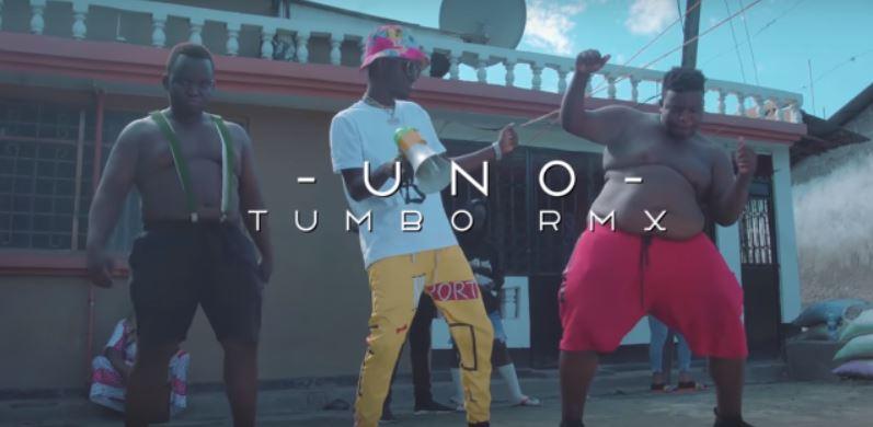 Photo of New VIDEO: Chatumandota – Tumbo (UNO rmx)