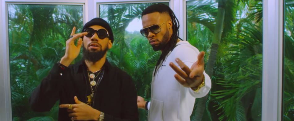 Photo of New VIDEO: Phyno ft. Flavour – Vibe