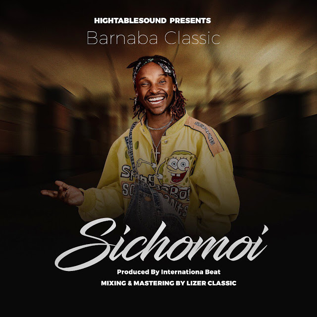Photo of New AUDIO: Barnaba – Sichomoi | Download Mp3