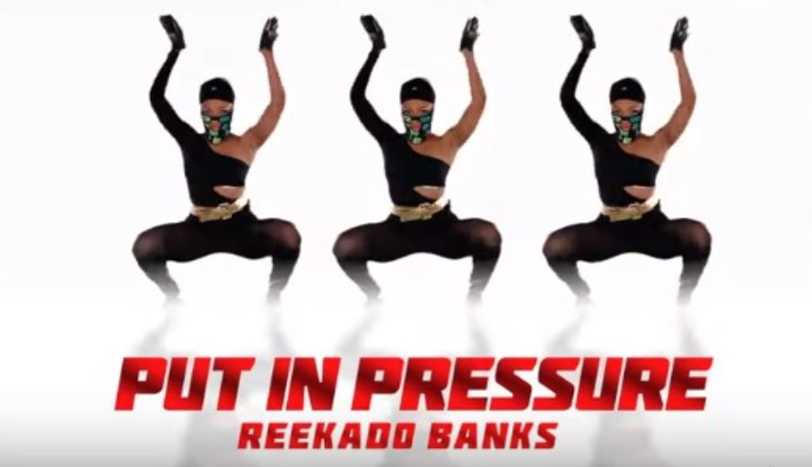 Photo of New VIDEO: Reekado Banks – Put In Pressure