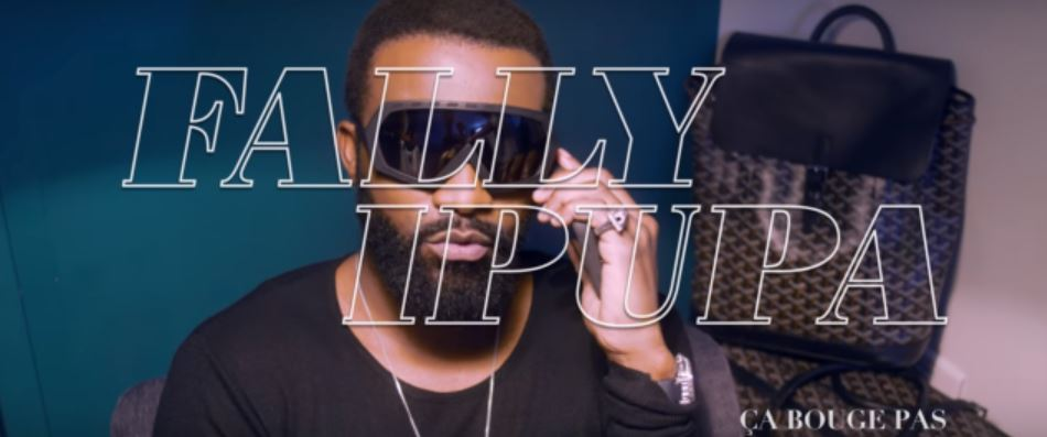 Photo of VIDEO: Fally Ipupa – Ça bouge pas