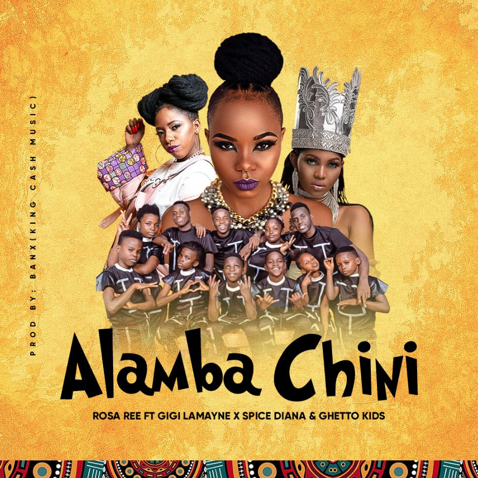 Photo of New AUDIO: Rosa Ree Ft. Gigi Lamayne, Spice Diana, Ghetto Kids – Alamba CHINI | Download Mp3