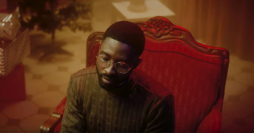 Photo of New VIDEO: Ric Hassani – All I Want for Christmas Is You