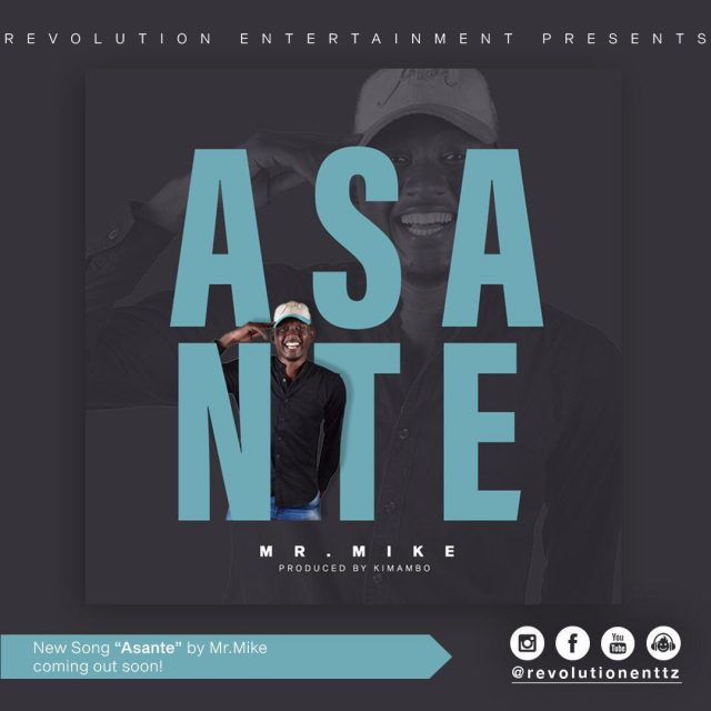 Photo of AUDIO: Mr. Mike – ASANTE | Download Mp3