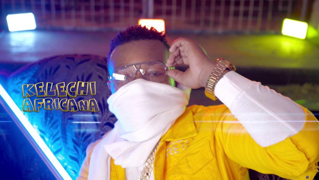 Photo of New VIDEO: Kelechi Africana – Chapa