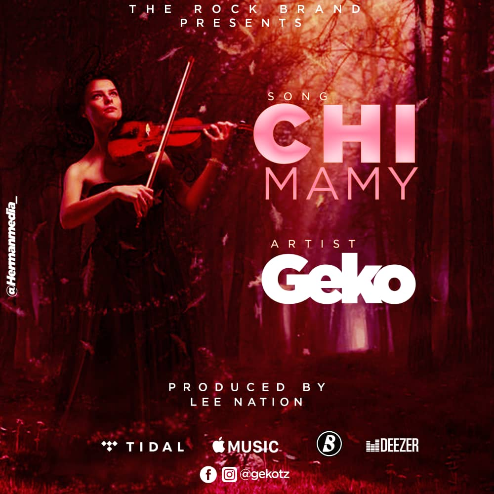 Photo of New AUDIO: Geko – Chimamy | Download Mp3