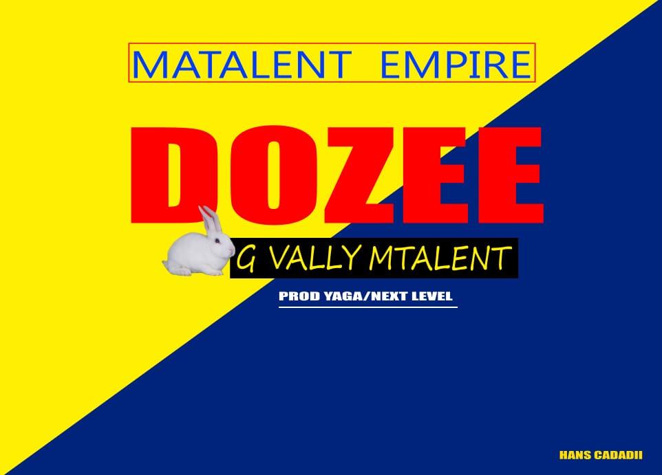 Photo of New VIDEO: G Vally Mtalent – Dozee