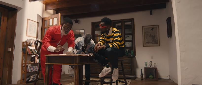 Photo of New VIDEO: Falz ft Patoranking – Girls