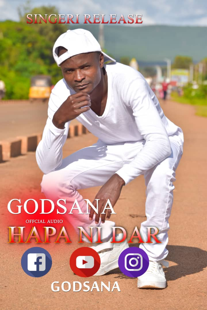 Photo of New AUDIO: Godsana – Hapa Ni Dar | Download Mp3
