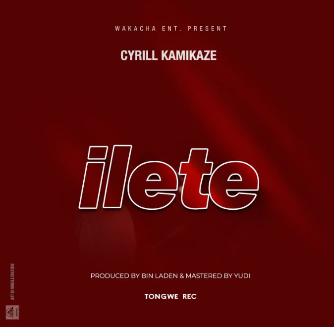 Photo of New AUDIO: Cyrill Kamikaze – Ilete | Download Mp3