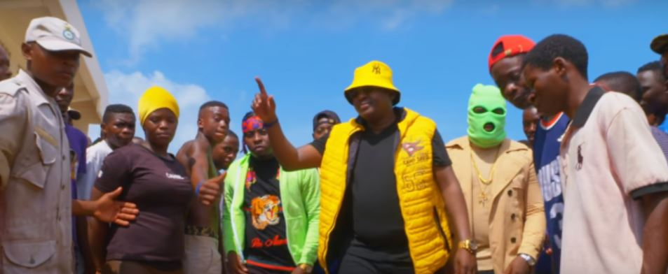 Photo of VIDEO: Professor Jay, Black Rhyno, DonKoli, Mr Teacher & Simple X – KAZA