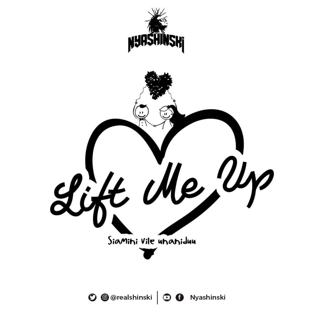 Photo of AUDIO: Nyashinski – Lift Me Up | Download Mp3