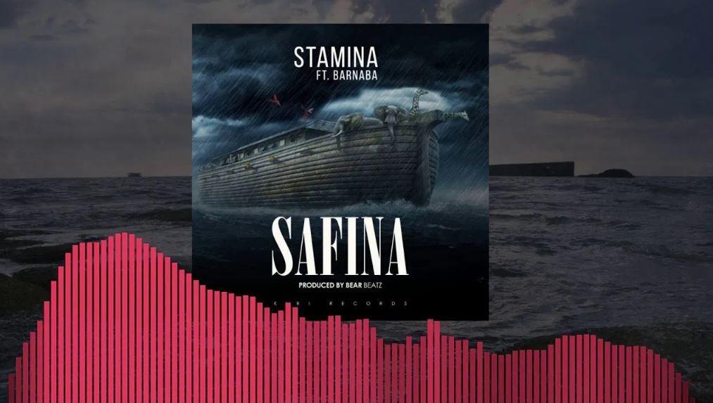 Photo of New AUDIO: Stamina Ft Barnaba – Safina | Download Mp3
