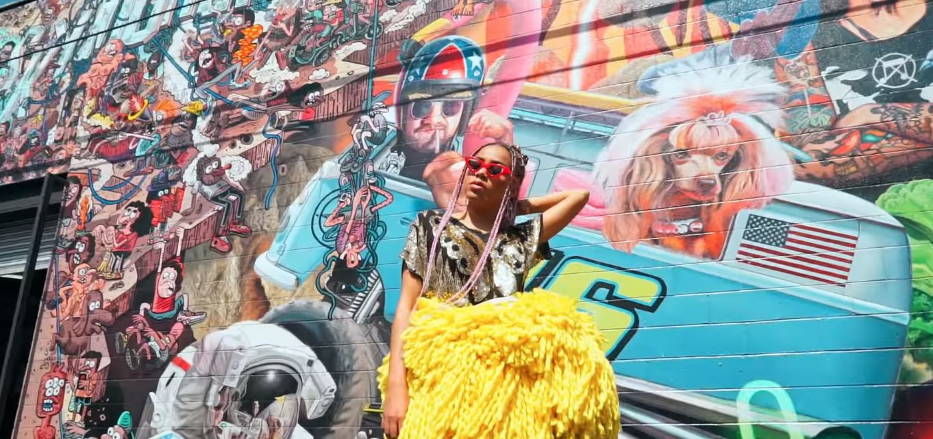Photo of VIDEO: Sho Madjozi – Kona