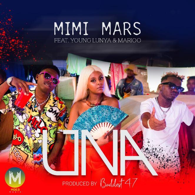 Photo of AUDIO: Mimi Mars ft Marioo x Young Lunya – Una | Download Mp3
