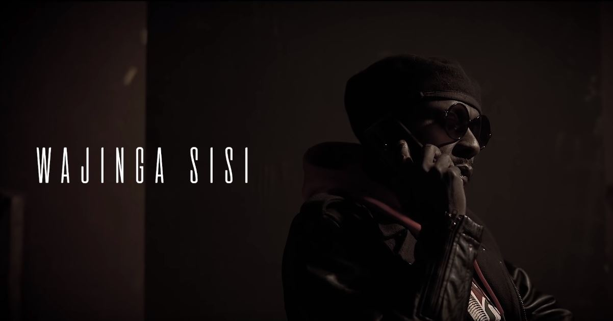 Photo of VIDEO: Frasha – Wajinga Sisi