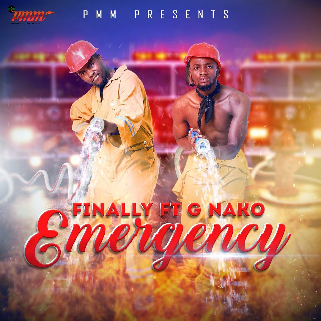Photo of AUDIO: Finally Ft. G Nako – Emergency | Download Mp3
