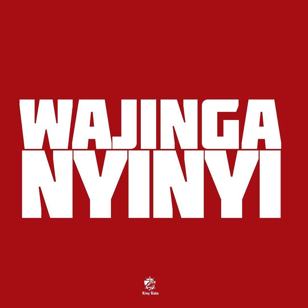 Photo of AUDIO: King Kaka – Wajinga Nyinyi | Download Mp3