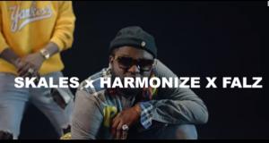 Skales Ft. Harmonize