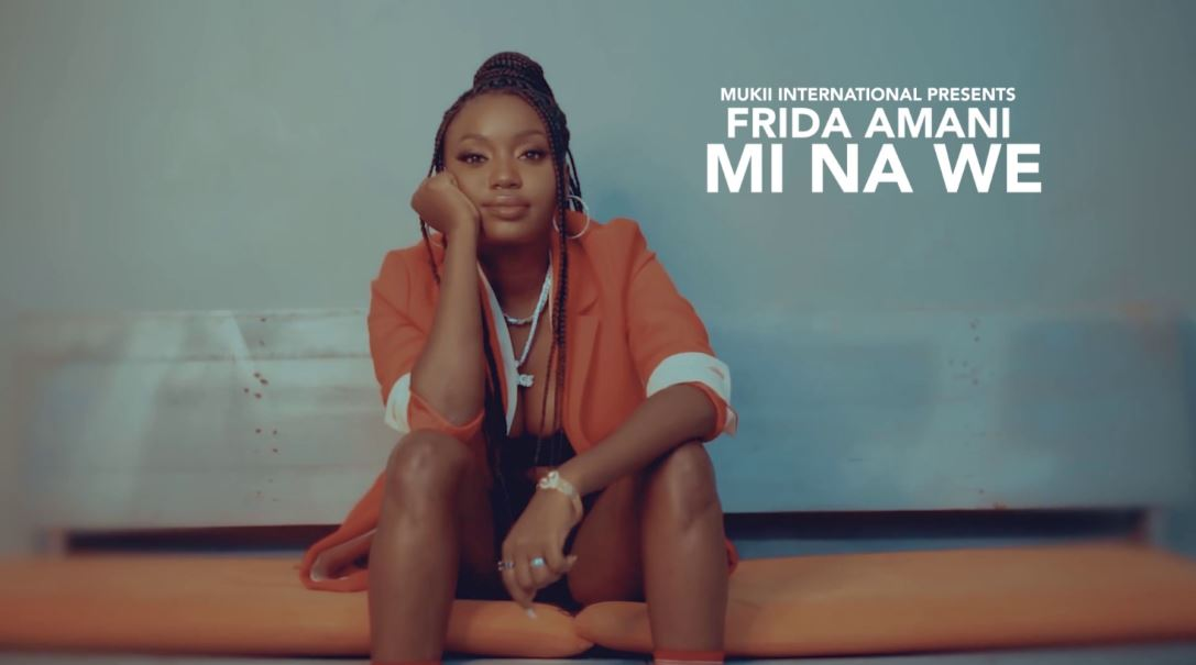 Photo of VIDEO: FRIDA AMANI – Mi Na We