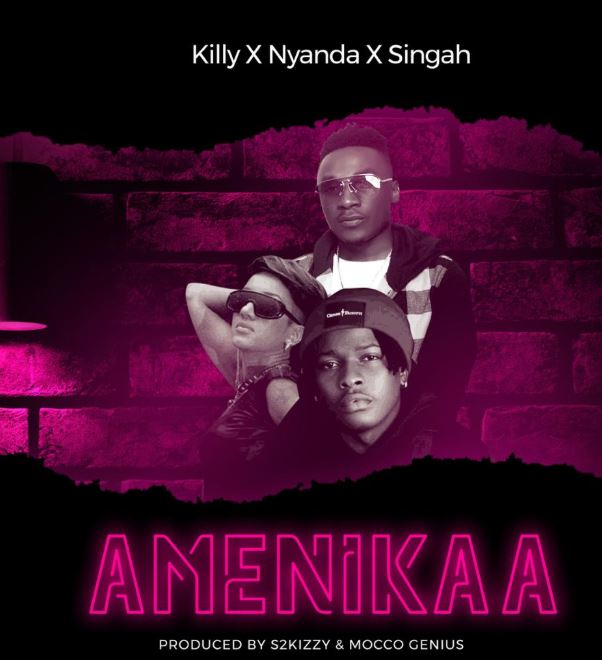 Photo of AUDIO: Killy X Nyanda X Singah – AMENIKAA | Download Mp3