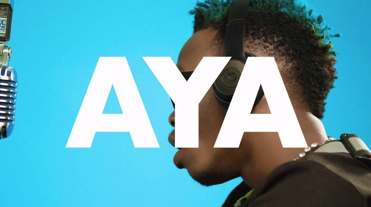 Photo of VIDEO & Lyrics: Marioo – Aya