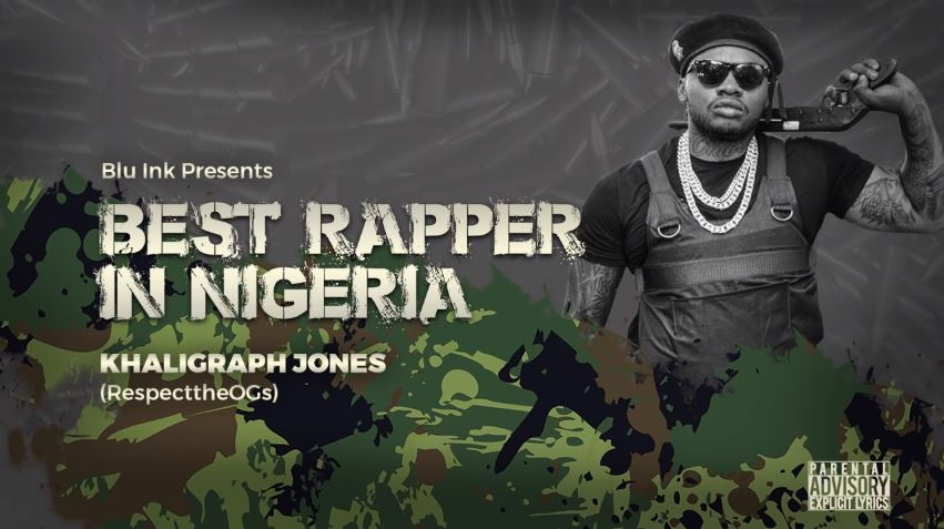Photo of AUDIO: Khaligraph Jones – Best Rapper in Nigeria | Download Mp3