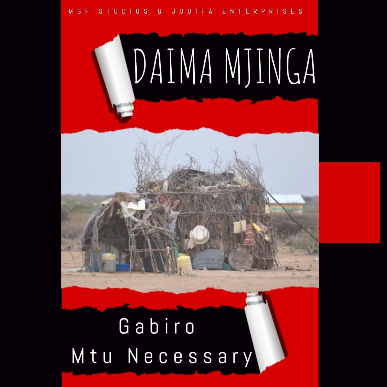 Photo of AUDIO: Gabiro Mtu Necessary – Daima Mjinga | Download Mp3