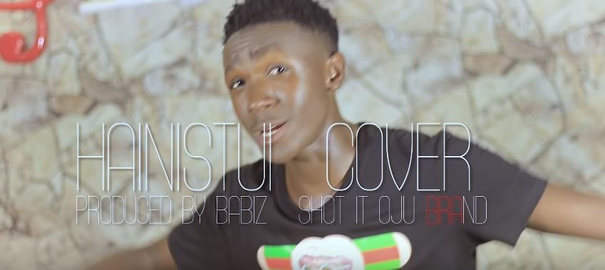 Photo of VIDEO: Gold Boy – Hainistui Cover