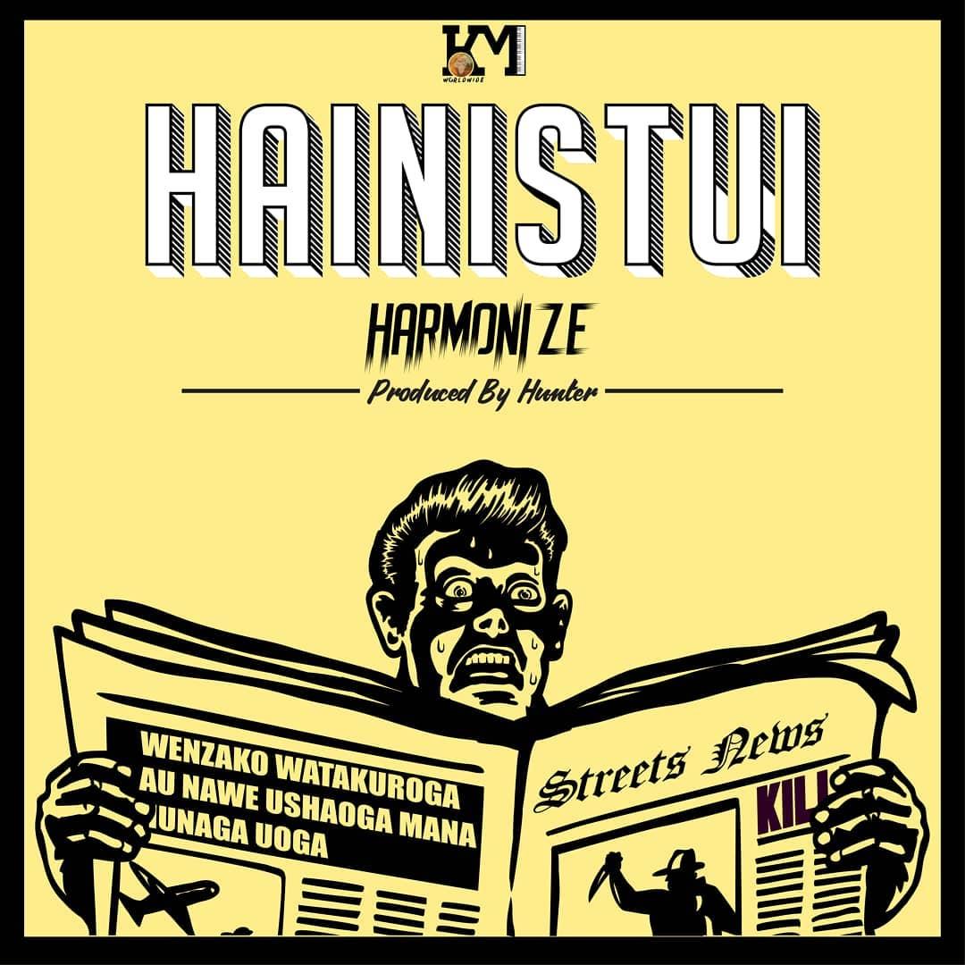 Photo of AUDIO: Harmonize – Hainistui | Download Mp3