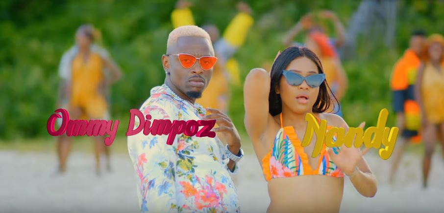 Photo of VIDEO: Ommy Dimpoz x Nandy – Kata