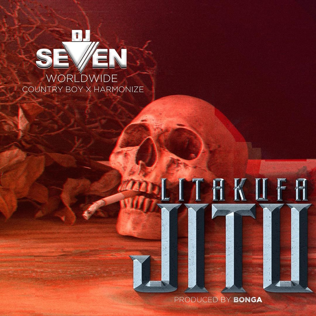 Photo of AUDIO: Dj Seven Ft. Country Boy & Harmonize – Litakufa Jitu | Download Mp3