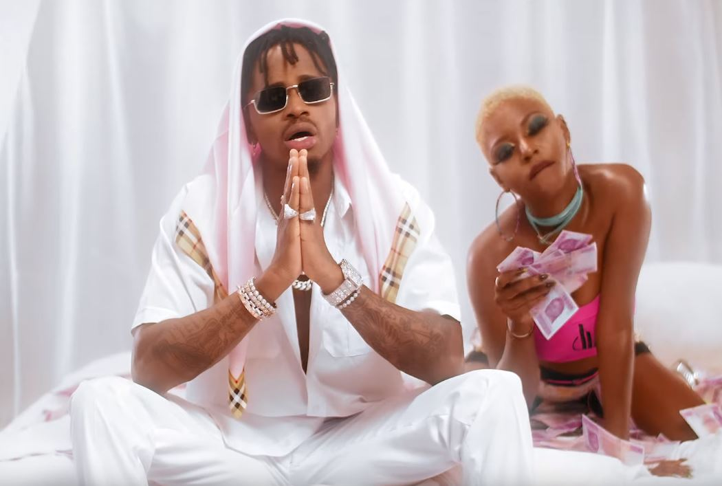 Photo of VIDEO: Stanley Enow Ft Diamond Platnumz & Ariel Sheney – My Way Remix