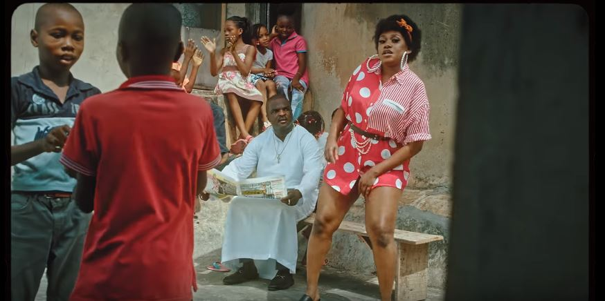 Photo of VIDEO: Niniola – Omo Rapala