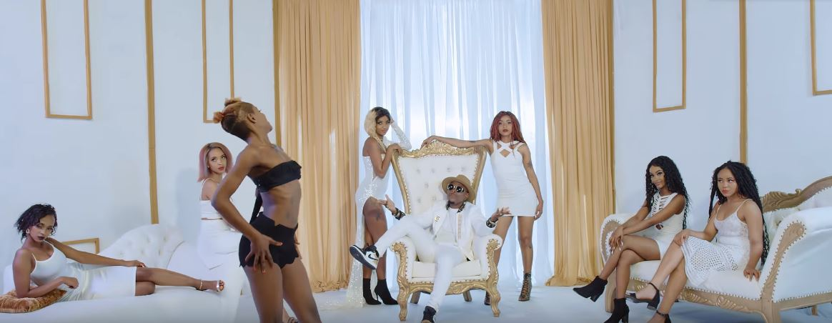 Photo of New VIDEO: Ommy Dimpoz X Nandy X Khaligraph Jones X Redsun – Kata Remix
