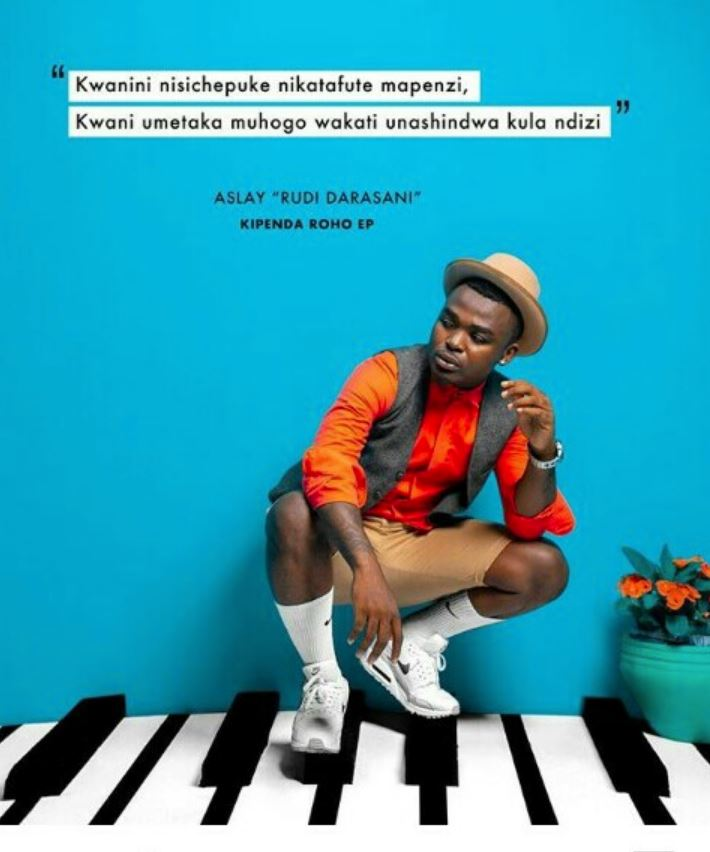 Photo of AUDIO:  Aslay – Rudi Darasani | Download Mp3