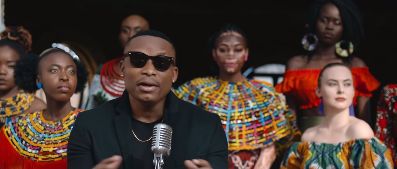 Photo of VIDEO: Otile Brown – THE WAY YOU ARE